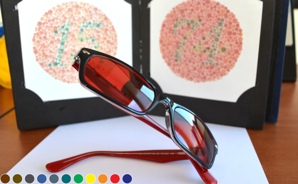 renk körlüğü gözlüğü